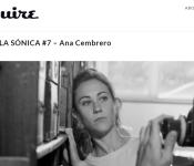 Entrevista Anita Enquire Project